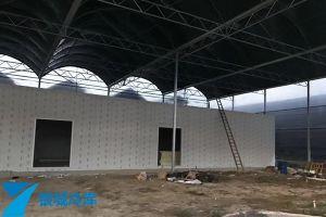 温州蔬菜基地储存保鲜冷库工程